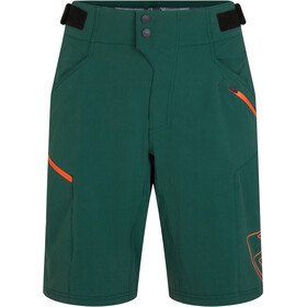 Ziener Neonus X-Function Shorts Men, spruce green